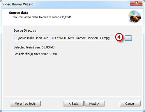 Add Source Video Data