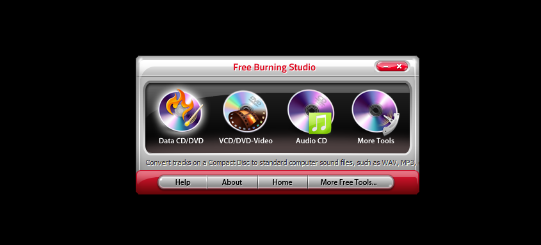 Launch Free Burning Studio